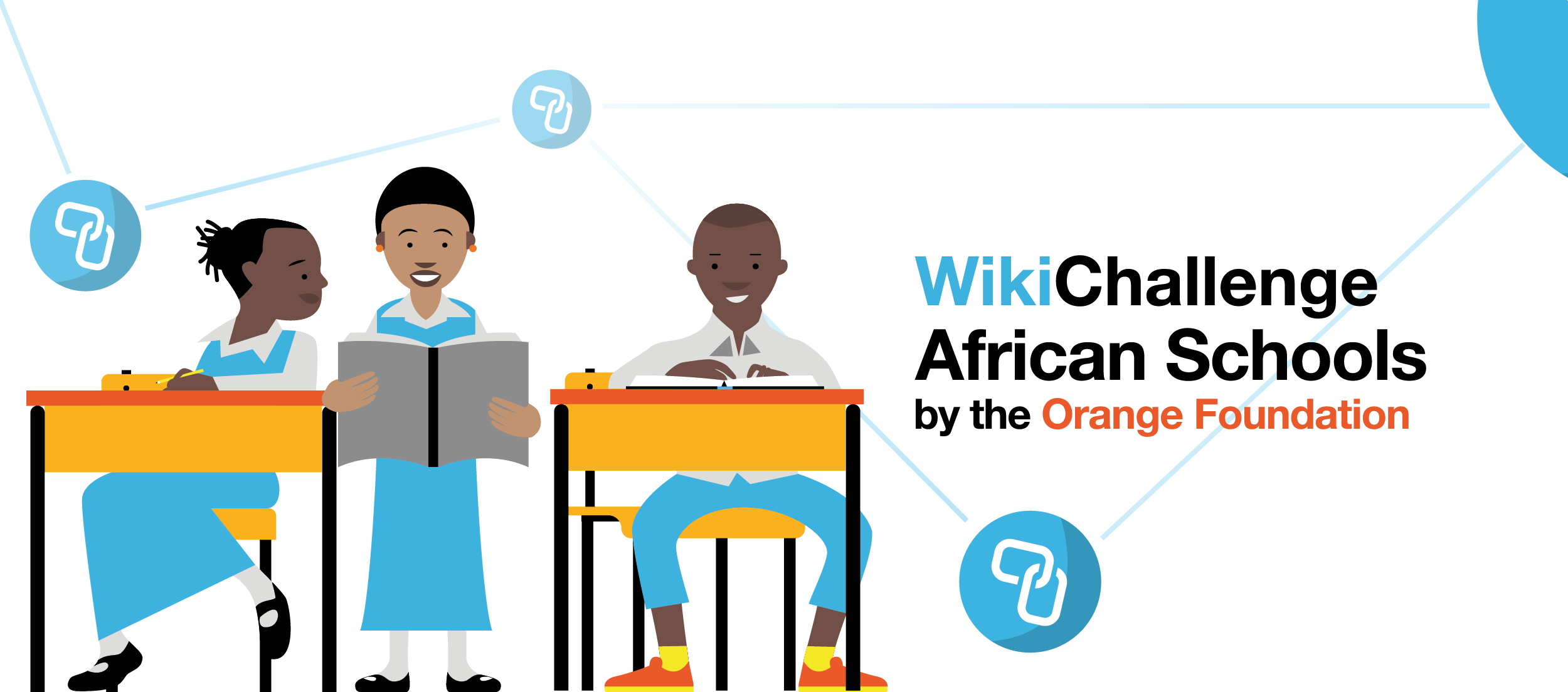 WikiChallenge African Schools … the fun way for pupils to contribute encyclopedia articles