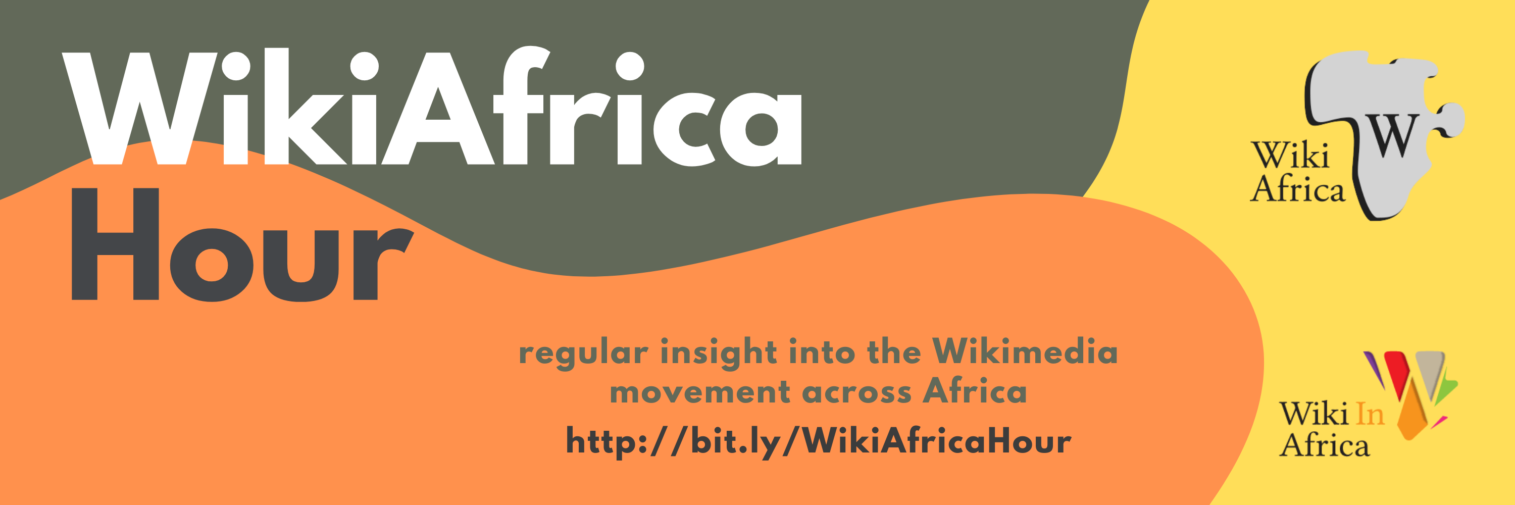 NEW : WikiAfrica Hour launches with interview with Katherine Maher