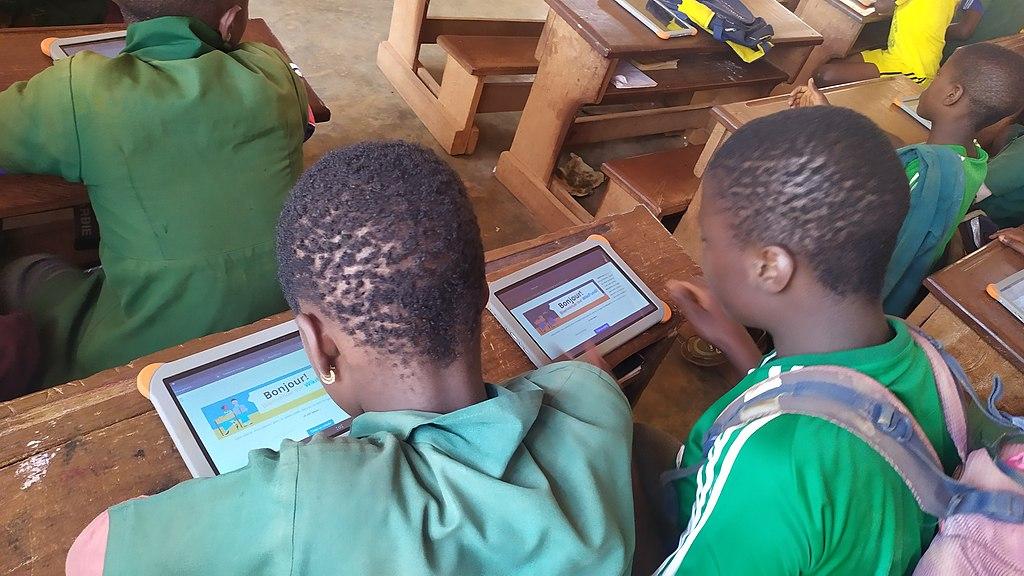 An Unknown Africa, told by the WikiChallenge children